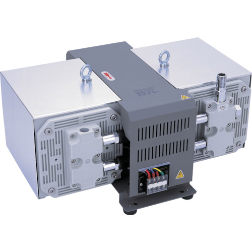 【個別送料2000円】【直送品】ULVAC 三相200V ダイアフラム型ドライ真空ポンプ DAL-361S