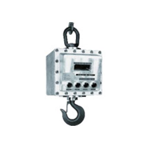 【運賃見積り】【直送品】SHUZUI 防爆吊秤 スバル 秤量0.6t 目量0.2kg EP-C-60