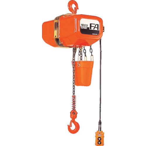 【直送品】象印 FA型電気チェーンブロック1t・3m FA-01030
