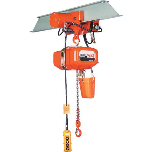 【直送品】象印 SA型単相100V電気トロリ結合式電気チェーンブロック490kg・3m SAM-K4930