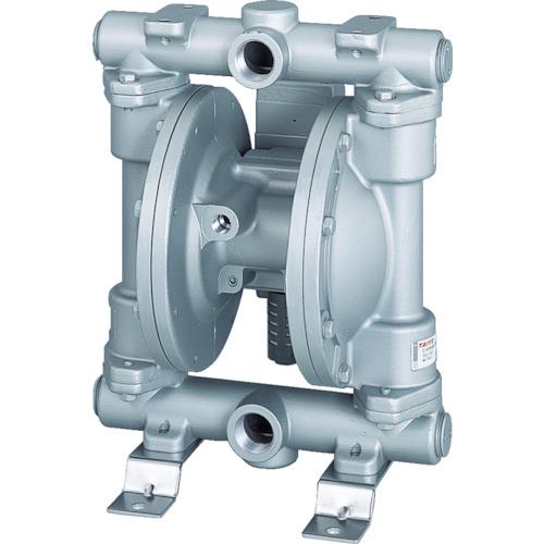 【直送品】TAIYO ダイヤフラムポンプ 吐出量:160L/min ポンプ口径:Rc1 TD2-25ST
