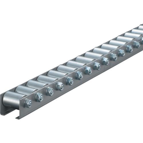 【直送品】TRUSCO ホイールコンベヤ 削出しΦ20X25 P25XL1000 V2025S-25-1000