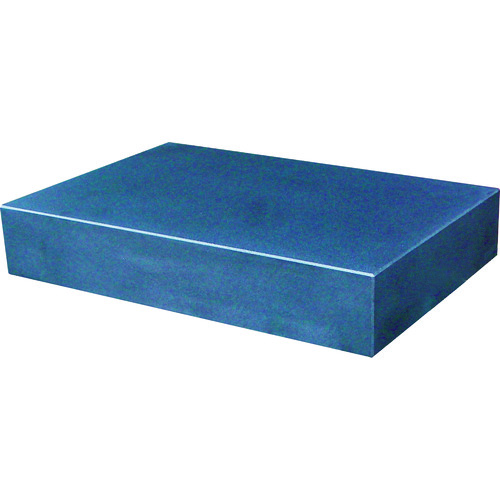 【直送品】TSUBACO 石定盤00級 精度3.0μm 幅1000×奥行750×高さ150mm TT00-1075