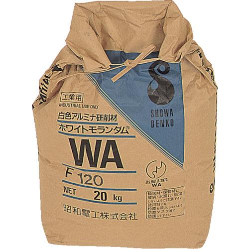 【運賃見積り】【直送品】ニッチュー エアーブラストマシン用研削材 ホワイトアルミナ(20KG入) WAF80
