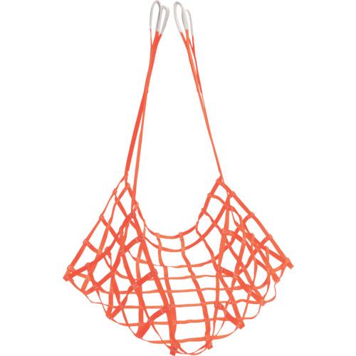 【直送品】丸善織物 モッコタイプスリング W3000×L3000 4点フックタイプ MO50-30B