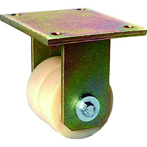 最安値 【運賃見積り】【直送品】シシク 100径 固定 BSD-GSPO-100K:KanamonoYaSan KYS  低床重荷重用双輪キャスター-DIY・工具