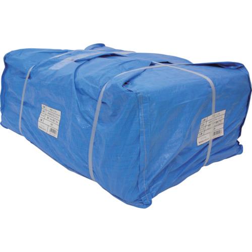 【運賃見積り】【直送品】ユタカメイク シート #3000ブルーシート大畳み 5.4m×7.2m (5枚入) PBZ-L14