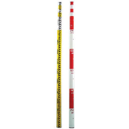 【運賃見積り】【直送品】宣真 活線用スタッフ5m 205-E5