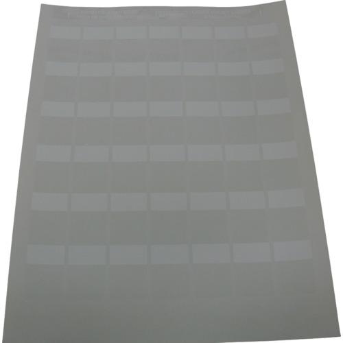 パンドウイット レーザープリンタ用セルフラミネートラベル ポリエステル 白 印字部縦19.1mmx横25.4mm 1000枚入り S100x225YAJ S100X225YAJ