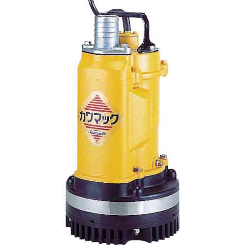 【運賃見積り】【直送品】川本 工事用水中排水ポンプ DUM2-505-2.2