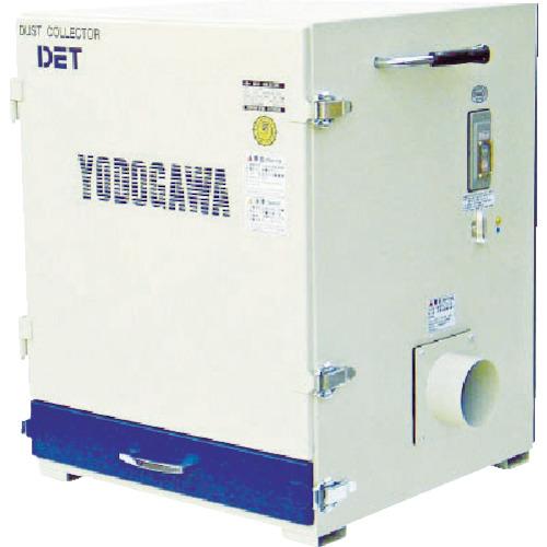 【運賃見積り】【直送品】淀川電機 トップランナーモータ搭載カートリッジフィルター集塵機(1.5kW) DET150P-60HZ