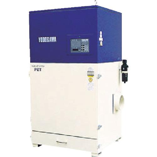 【運賃見積り】【直送品】淀川電機 パルスジェット除塵(タイマー)式 集塵機 PETシリーズ 三相200V(3.7kW・IE3モータ)60Hz PET370P-60HZ