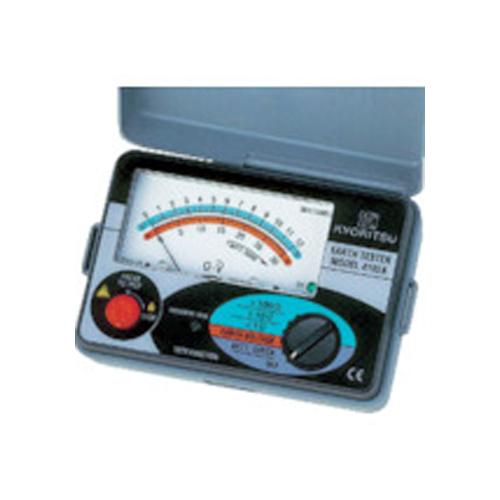 KYORITSU 4102A-H アナログ接地抵抗計(ハードケース) MODEL4102A-H
