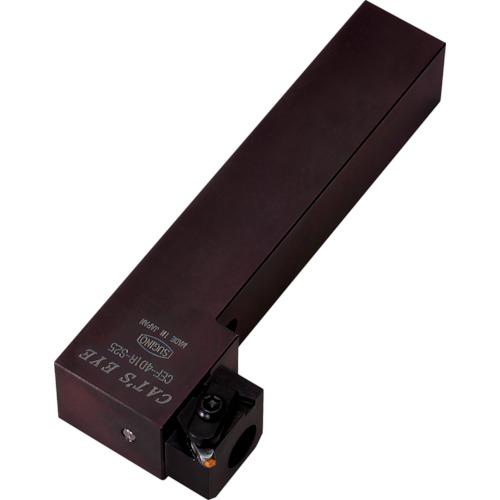 【直送品】SUGINO 高硬度材端面仕上げツール キャッツアイ 25角 右勝手 CEF4D1R-S25