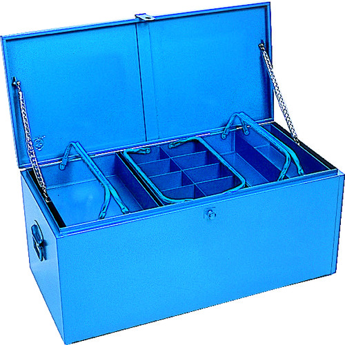 大型車載用工具箱GT-910ブルー 【運賃見積り】【直送品】リングスター GT-910-B