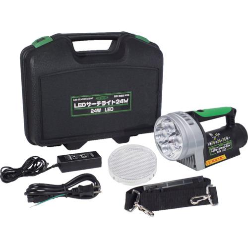 日動 LEDサーチライト24W LEDL-24W-N