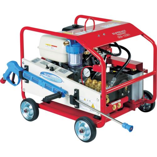 【直送品】スーパー工業 ガソリンエンジン式 高圧洗浄機 SER-1230i(超高圧型) SER-1230I