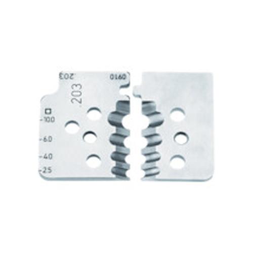 KNIPEX 精密ワイヤーストリッパー1212-12用替刃 1219-12