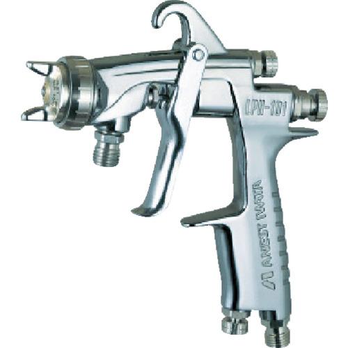 アネスト岩田 金属・木工・樹脂塗料用小形圧送式低圧スプレーガン Φ1.2 LPH-101-122P