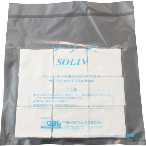 【直送品】クラレ ソリブ 60mm×70mm (1Cs(箱)=1000枚入) SOLIV-0607