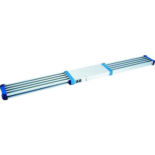 【直送品】ピカ 両面使用型伸縮足場板STKD型 伸長2m STKD-D2023