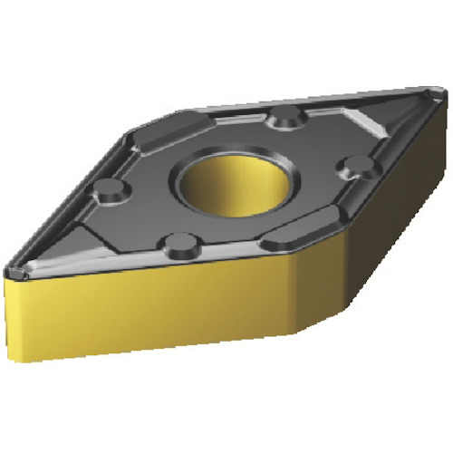 サンドビック T-MAXPチップ COAT 10個 DNMX 15 04 08-WF:4315