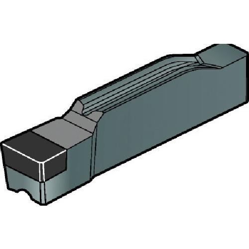 サンドビック コロカット1 突切り・溝入れCBNチップ CB20 5個 N123G1-0300-0002-GE:CB20