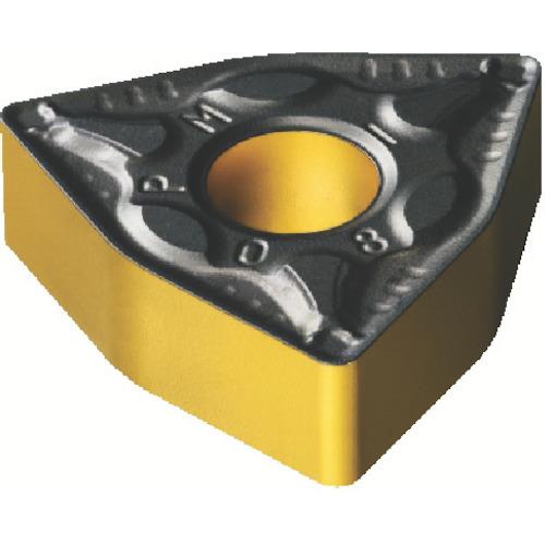 サンドビック T-MAXPチップ COAT 10個 WNMG 08 04 12-PM:4315