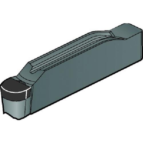 サンドビック コロカット1 突切り・溝入れCBNチップ 7015 5個 N123F10300S01025:7015