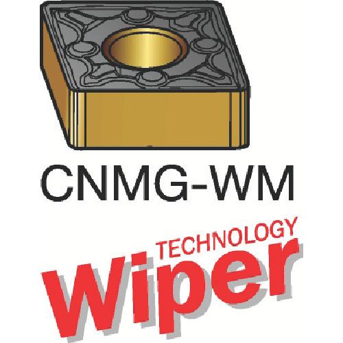 サンドビック T-Max P 旋削用ネガ・チップ 3210 10個 CNMG 12 04 08-WM:3210