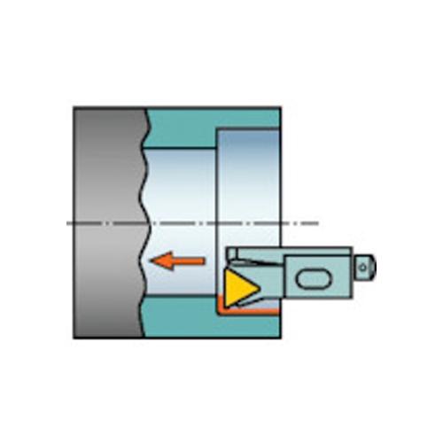 サンドビック コロターン107 ポジチップ用カートリッジ STFCR 10CA-11