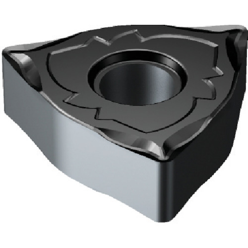 サンドビック T-Max P 旋削用ネガ・チップ 1115 10個 WNMG 08 04 08-SF:1115