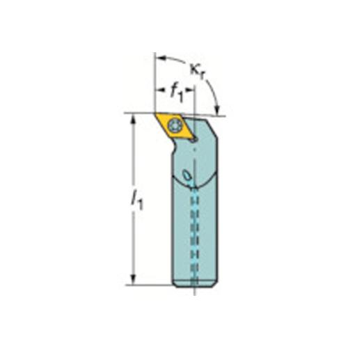 サンドビック コロターン107 ポジチップ用超硬防振ボーリングバイト F12Q-SDUCR 07-ER