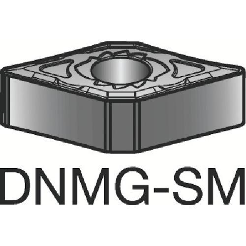 サンドビック T-Max P 旋削用ネガ・チップ H13A 10個 DNMG 15 04 08-SM:H13A