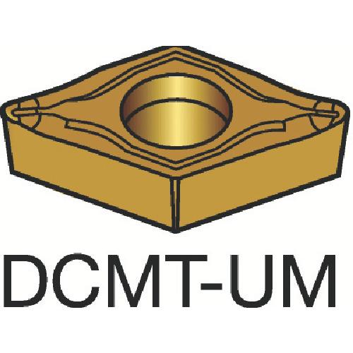 サンドビック コロターン107 旋削用ポジ・チップ 2025 10個 DCMT 11 T3 08-UM:2025