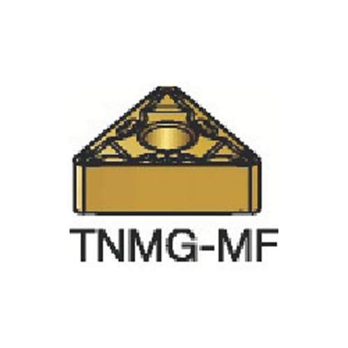 サンドビック T-Max P 旋削用ネガ・チップ 1125 10個 TNMG 16 04 04-MF:1125