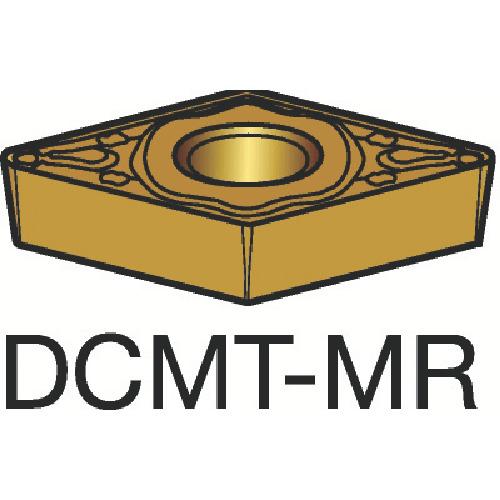 サンドビック コロターン107 旋削用ポジ・チップ 2025 10個 DCMT 11 T3 08-MR:2025