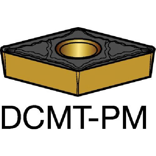サンドビック コロターン107 旋削用ポジ・チップ 1525 10個 DCMT 11 T3 04-PM:1525