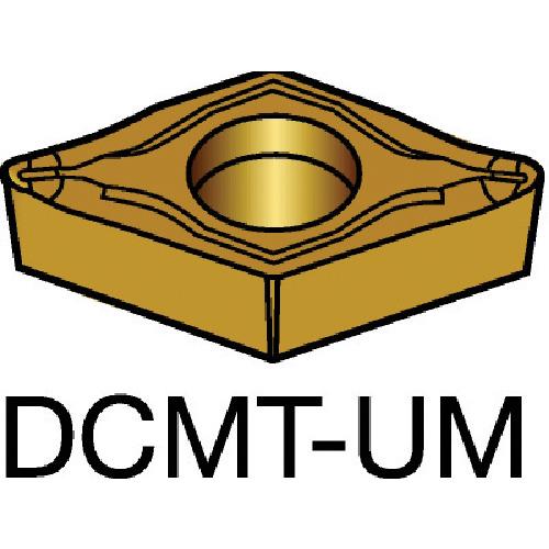 サンドビック コロターン107 旋削用ポジ・チップ 2025 10個 DCMT 11 T3 04-UM:2025
