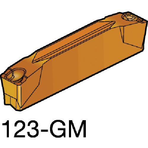 【お取り寄せ】  3115 突切り・溝入れチップ N123K2-0600-0004-GM:3115:KanamonoYaSan KYS コロカット2 サンドビック 10個-DIY・工具