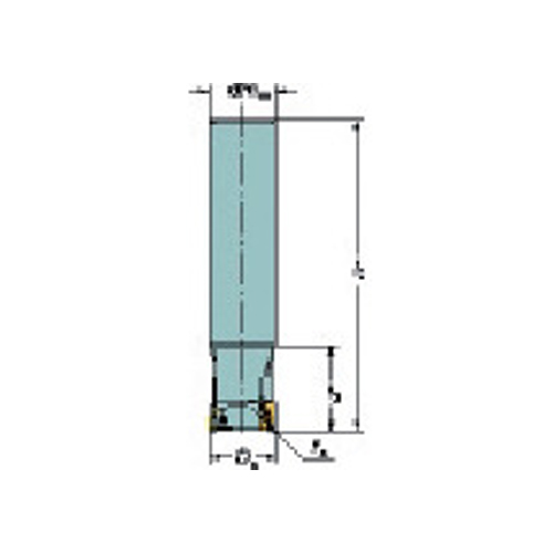 サンドビック コロミル390エンドミル R390S-050A32L-11L