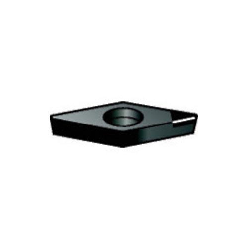 サンドビック コロターン107 旋削用ダイヤモンドポジ・チップ CD10 5個 VCMW 16 04 04FP:CD10