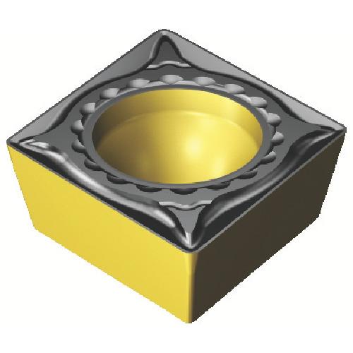 サンドビック コロターン111 旋削用ポジ・チップ 4325 10個 CPMT 09 T3 04-PM:4325