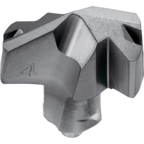 イスカル 先端交換式ドリルヘッド IC908 2個 ICP123:IC908