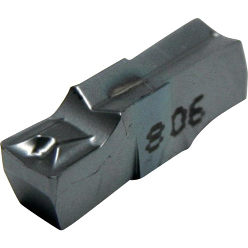 イスカル 突切・溝入れ用チップ IC808 10個 GIFI4.00E-0.40:IC808
