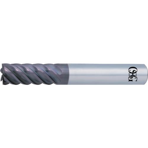 OSG 超硬エンドミル WXS 多刃ショート 12 3041120 WXS-EMS-12