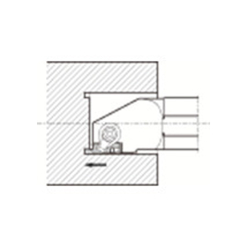 京セラ 溝入れ用ホルダ GIFVR3532B-352B