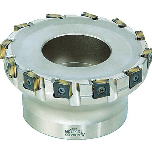 三菱 刃先交換式切刃強化型鋳鉄肩削りフライスカッタ VOXシリーズ ボディ VOX400-050A05R