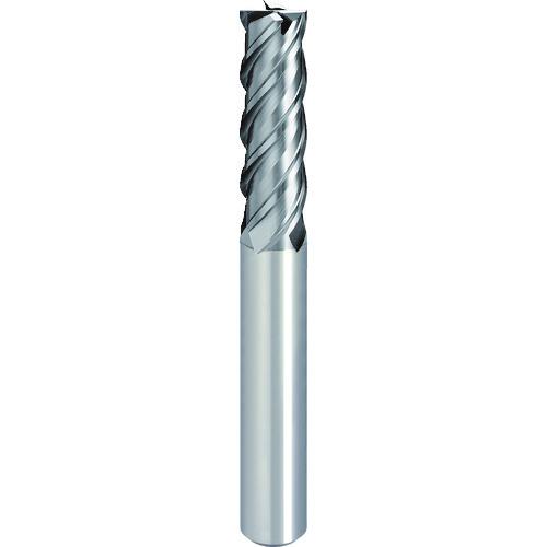 三菱K SMART MIRACLE エンドミル 4枚刃エンドミル制振タイプ( VQJHVD0400