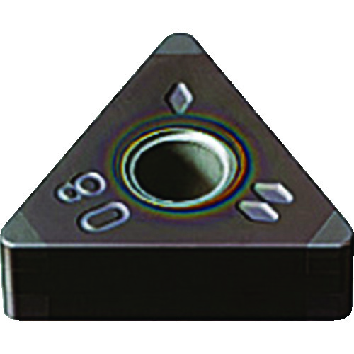 三菱 ターニングチップ 材種:BC8110 BC8110 NP-TNGA160412FS6:BC8110